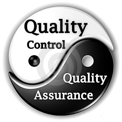 QA и QC разница